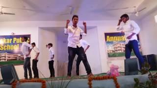 Vande materam Group dance SANSKAR PUBLIC SCHOOL annual function phulpur allahabad