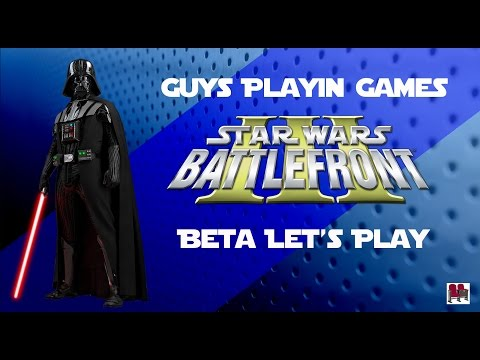 Star Wars: Battlefront Beta - Walker Assault #1 - GPG