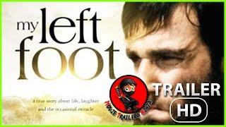 My Left Foot Official Trailer HD - Daniel Day-Lewis Brenda Fricker (1989)