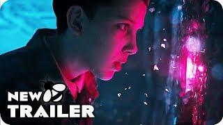 STRANGER THINGS Season 2 Trailer Comic Con Trailer (2017) Netflix Series