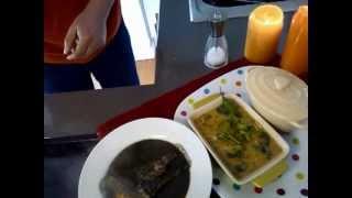 Till diya masor aanja(Assamese Sesame fish curry recipe)