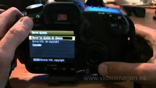 Como instalar Magic Lantern en Canon 50D, 500D, 550D, 60D, 600D