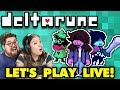 Undertale 2? | Let's Play Deltarune |FBE Live
