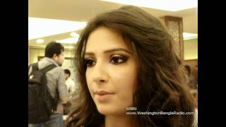 Washington Bangla Radio | Bengali Movie ROMEO (2011) DEV-Subhasree Part 1: The Press Meet