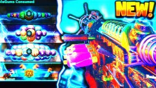 COMPLETING NEW DLC CONTRACT! - BLACK OPS 3 NEW FREE DLC WEAPON COMMUNITY CONTRACT UPDATE! (BO3)