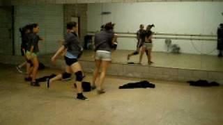 Centerstage rehearsal