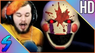 KEEP HIM AWAY!! | Final Nights Gameplay (Five Nights at Freddy's)