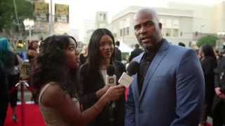 GH: 2015 NAACP Image Awards Red Carpet Montage w/ Kennedy-Rue McCullough & Rachel Harris