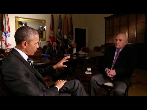A Conversation with President Obama and The Wire Creator David Simon