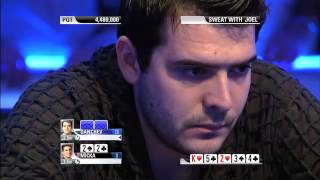 PCA 10 2013 - Main Event, Episode 9   PokerStars.com