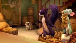 Locos por las Nueces (The Nut Job)