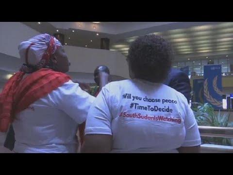 Xxx Mp4 South Sudanese Women Demand Representation On Peace Talks 3gp Sex