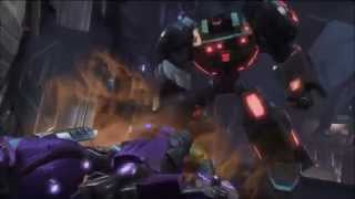 Transformers Fall Of Cybertron Skillet Monster Grimlock RUS