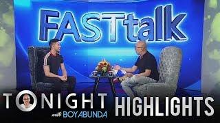 TWBA: Fast Talk with Tony Labrusca