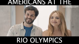 Americans in Rio Starring Curtis Lepore & Juhahn Jones by Comedy.com