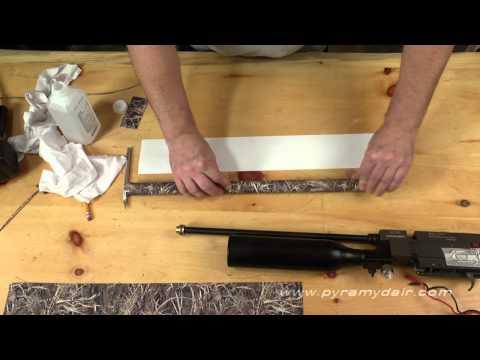 Camo It kit - DIY Airgun Reporter Series Episode 2
