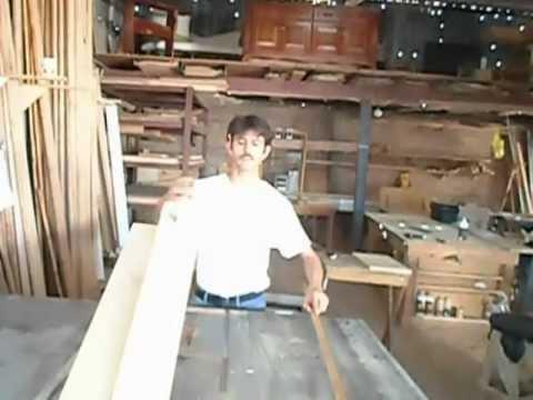 Carpintería Como Enderezar Madera
