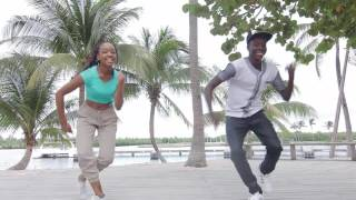 Konshens - Bruk off yuh back | Official Dance Choreography | Michael and Leanna VIRAL VIDEO