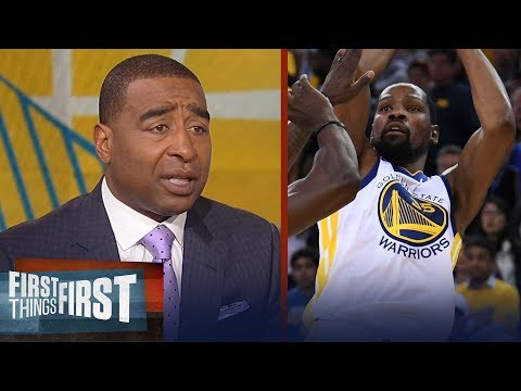 Nick and Cris react to the Warriors eliminating the Pelicans in Game 5 NBA FIRST THINGS FIRST