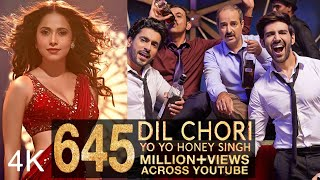 Yo Yo Honey Singh: DIL CHORI (Video) Simar Kaur, Ishers | Hans Raj Hans | Sonu Ke Titu Ki Sweety