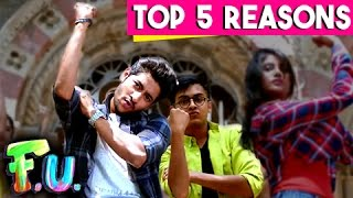 Top 5 Reasons To Watch FU - Friendship Unlimited | Teaser Out | Akash Thosar | Marathi Movie 2017