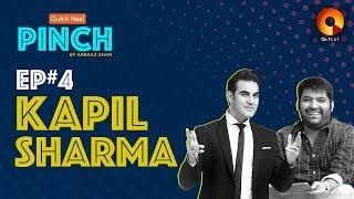 Kapil Sharma | Quick Heal Pinch by Arbaaz Khan | QuPlayTV