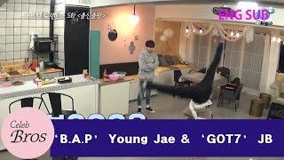 Young Jae & JB Celeb Bros EP5