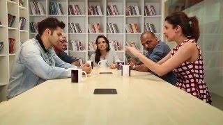 Varun Dhawan And Anushka Sharma | FC ADDA | Anupama Chopra | Film Companion