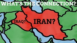 Why Do Iraq & Iran Have Such Similar Names?