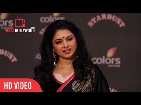 Bhagyashree Patwardhan | Sansui Colors Stardust Awards 2015