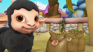 Baa Baa Black Sheep | Rhymes and Baby Songs for Children | Infobells