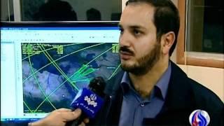 إيران تطلق القمر الصناعي نافيد العلوم والصناعة Iran