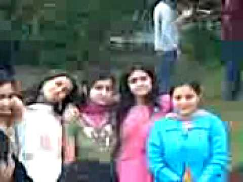 fresher girls of gcet jammu