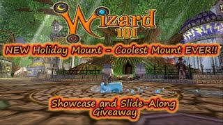 Wizard101 2017 New Coolest Mount Ever April Fools Giveaway