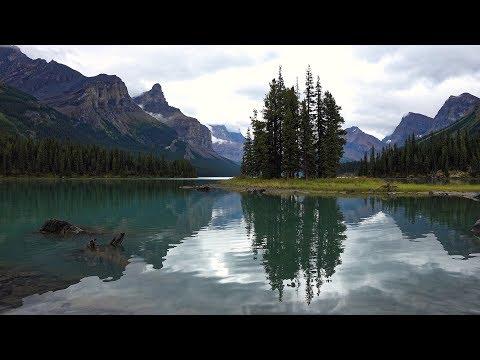 Jasper National Park Alberta Canada in 4K Ultra HD