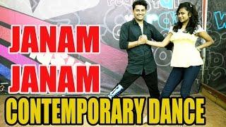 Janam Janam– Dilwale Awesome Contemporary Dance
