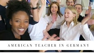 American Teacher In Germany