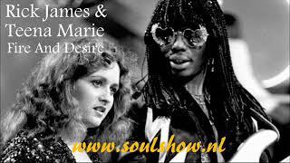 Rick James & Teena Marie - Fire And Desire