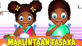 Maalintaan fasaxa | Holiday Song in Somalia | Somali Kids Songs | Hees caruureed