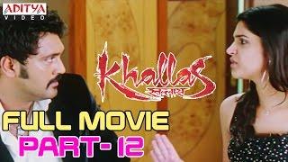 Khallas Hindi Movie Part 12/12 Raviteja, Richa Gangopadhay, Deeksha Seth