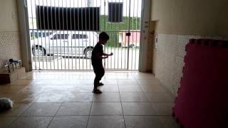 Kung fu O pequeno mestre.