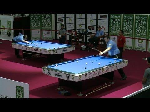 UAE The 2012 8 ball championship kicks off