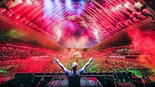 Hardwell live at Ultra Europe 2016 [FULL HD]