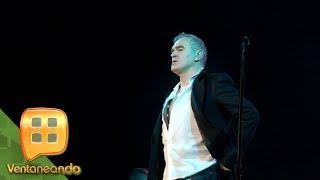 Morrisey causa polémica en el Vive Latino | Ventaneando