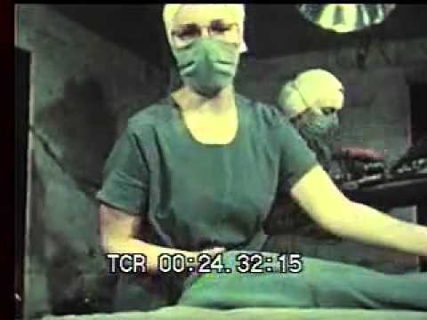 Surgery In The Forties clip 2769