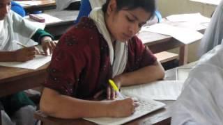 SSC Exam hall in Juri Upazila