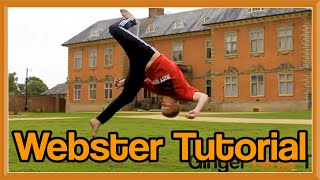 How to Webster (One Leg Front Flip) | GNT Tutorial
