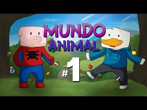 MUNDO ANIMAL | EP.1 | NUEVA SERIE CON CELOPAN
