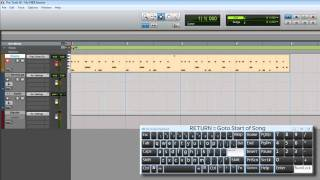 Pro Tools® SE - Recording an Instrument Track - Win 7 & Mac OS X