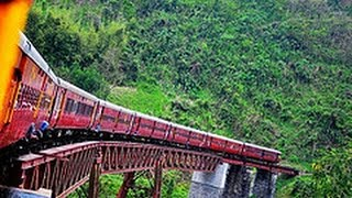 World's Most Dangerous Stretch of Railway - Interior Assam